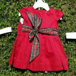 Ralph Lauren Christmas/Holiday dress.